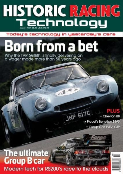 Download Historic Racing Technology – January 2018