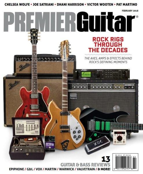 Download Premier Guitar — February 2018
