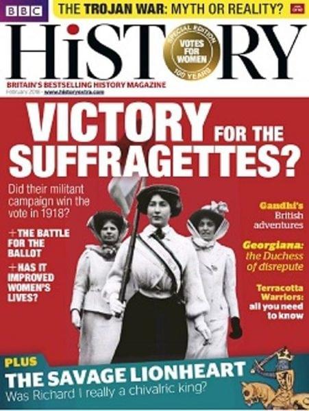 Download BBC History UK — February 2018
