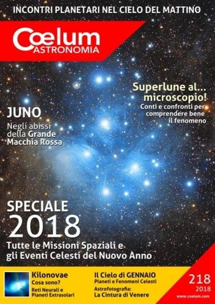 Download Coelum Astronomia — Numero 218 2018