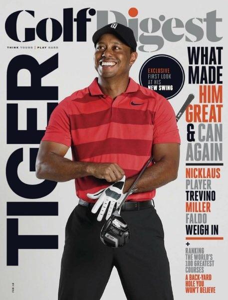 Download Golf Digest USA — February 2018