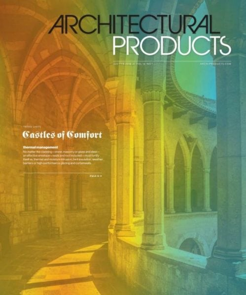 Download Architectural Products — January-February 2018