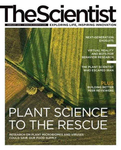 Download The Scientist — February 2018