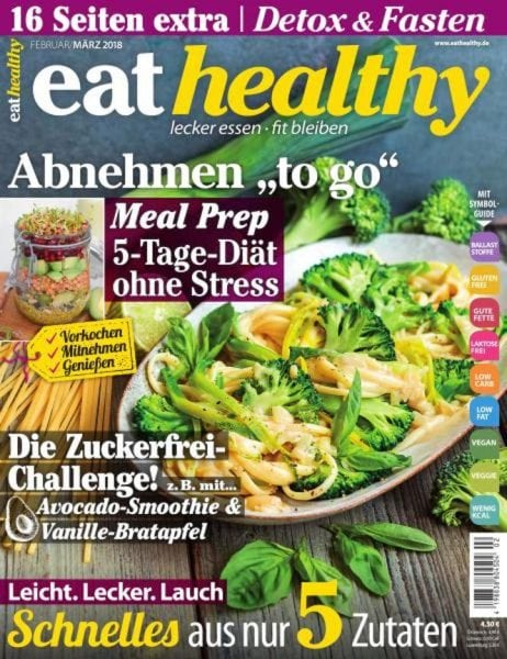 Download Eat Healthy Germany — Februar-März 2018