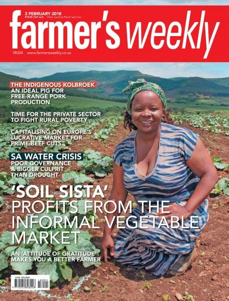 Download Farmer's Weekly — 02 February 2018