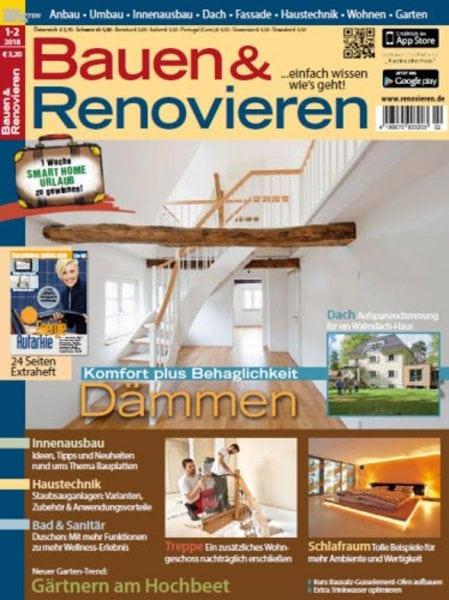 Download Bauen und Renovieren No 01 02 – Januar Februar 2018