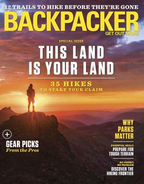 Download Backpacker — February 2018