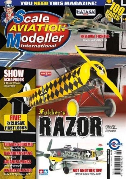 Download Scale Aviation Modeller International — February 2018