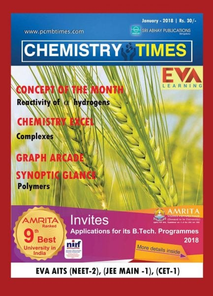 Download CHEMISTRY TIMES — January 2018