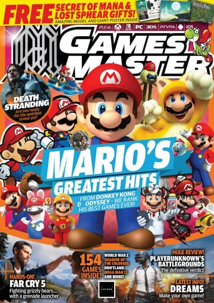 Download Gamesmaster — February 2018