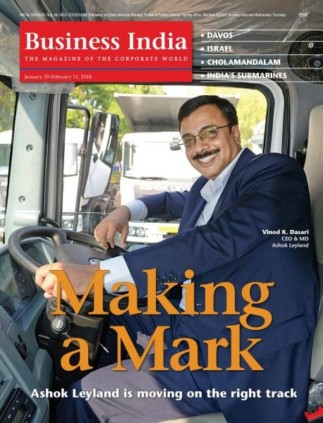 Download Business India — January 29, 2018
