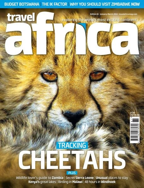 Download Travel Africa — January 2018