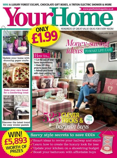 Download Your Home — February 2018