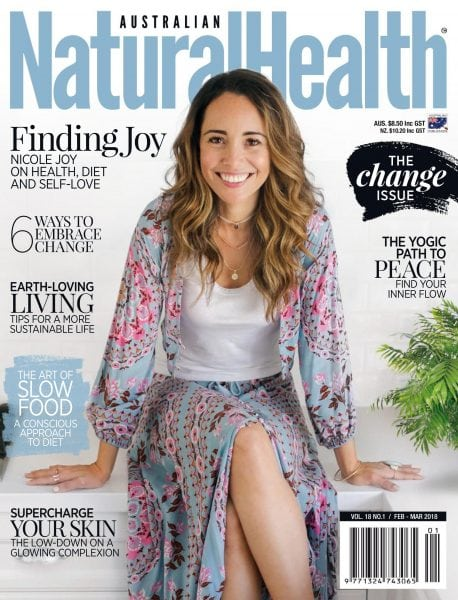 Download Australian Natural Health — January-February 2018