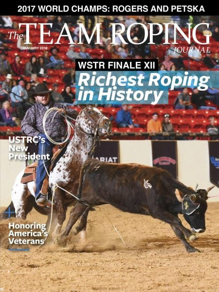Download The Team Roping Journal — January 2018