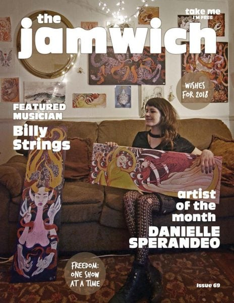 Download The Jamwich — January 2018