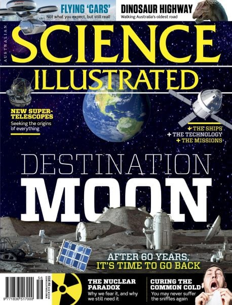 Download Science Illustrated Australia — December 21, 2017
