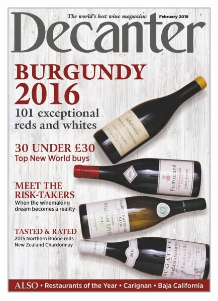 Download Decanter UK — February 2018