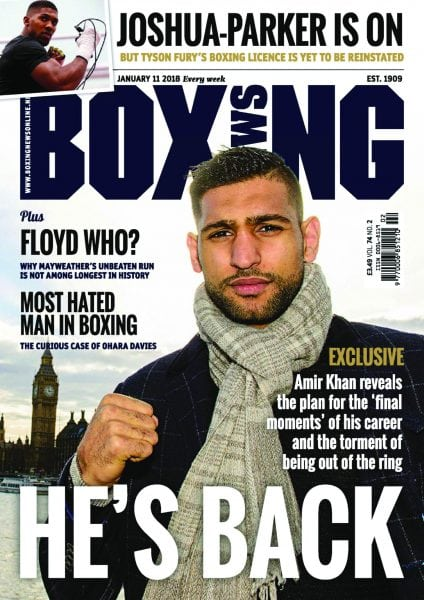 Download Boxing News — January 11, 2018
