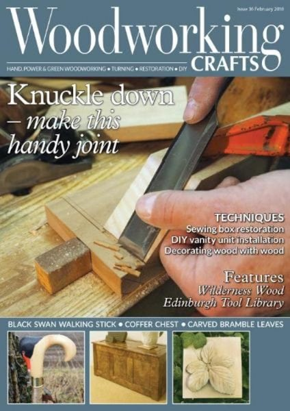 Download Woodworking Crafts — February 2018