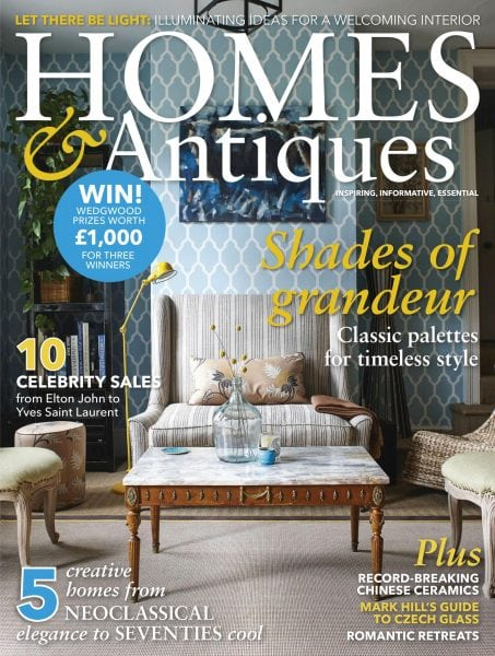 Download Homes & Antiques — February 2018