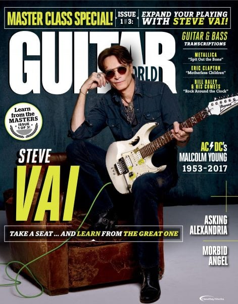 Download Guitar World — March 2018