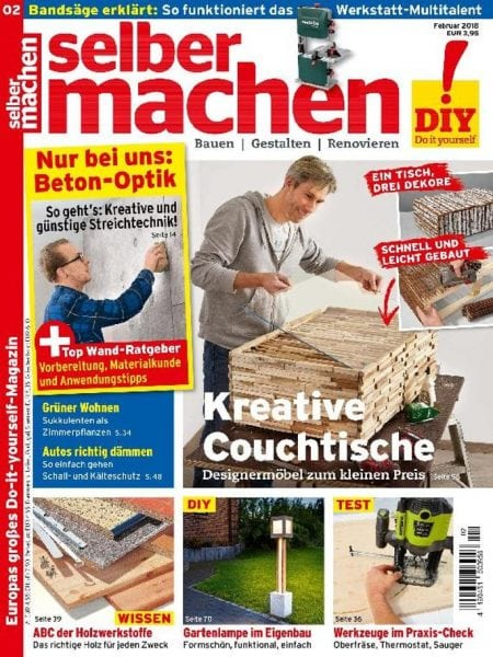 Affordable Selber Machen Februar With Kreative Couchtische