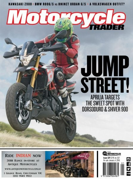 Download Motorcycle Trader — January 2018