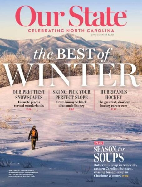 Download Our State Celebrating North Carolina — January 2018