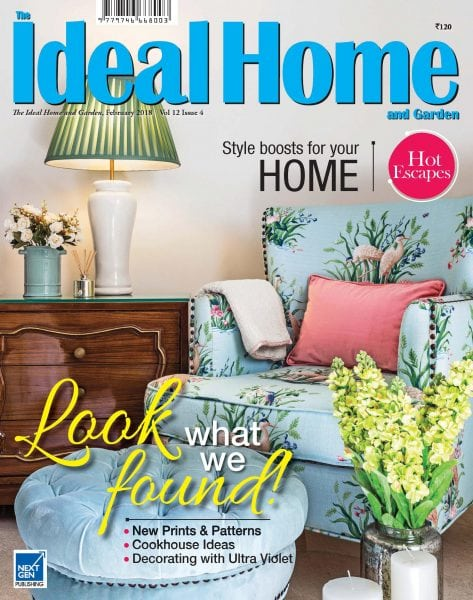 Download The Ideal Home and Garden India — February 2018