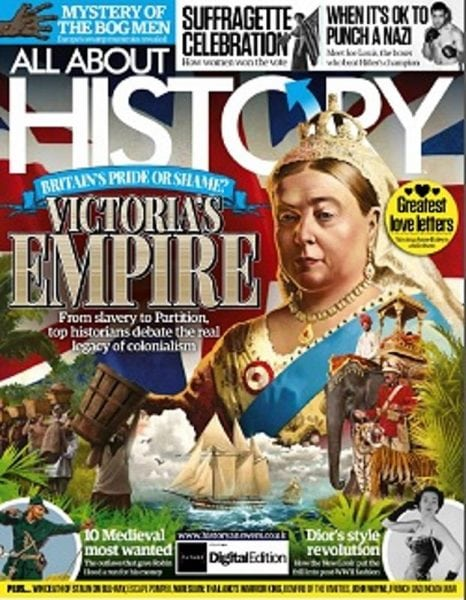 Download All About History — Issue 61 2018
