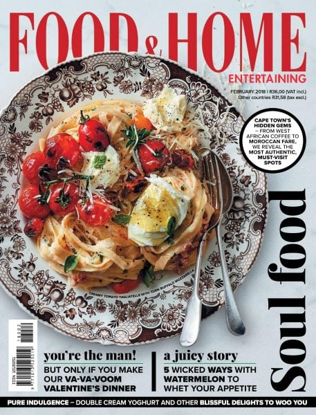 Download Food & Home Entertaining — February 2018