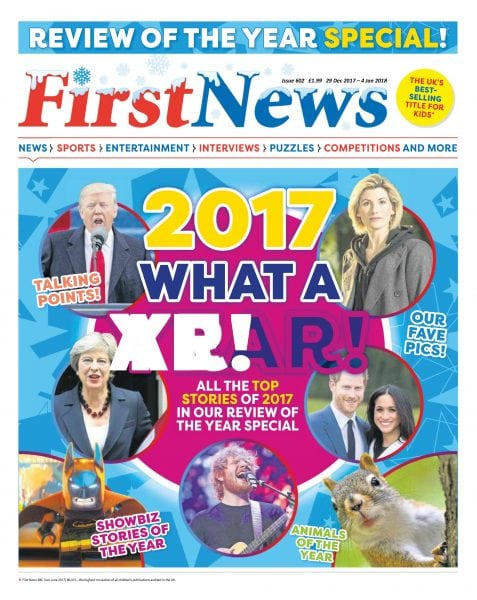 Download First News — December 29, 2017