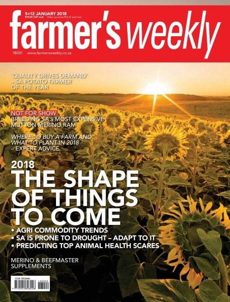 Download Farmer's Weekly — 20 December 2017
