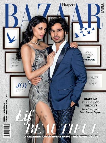 Download Harper's Bazaar India — January 2018