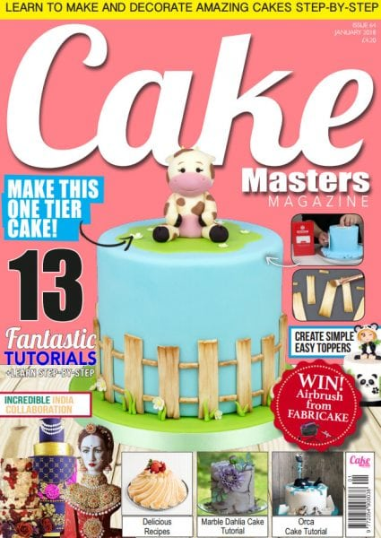 Download Cake Masters — January 2018