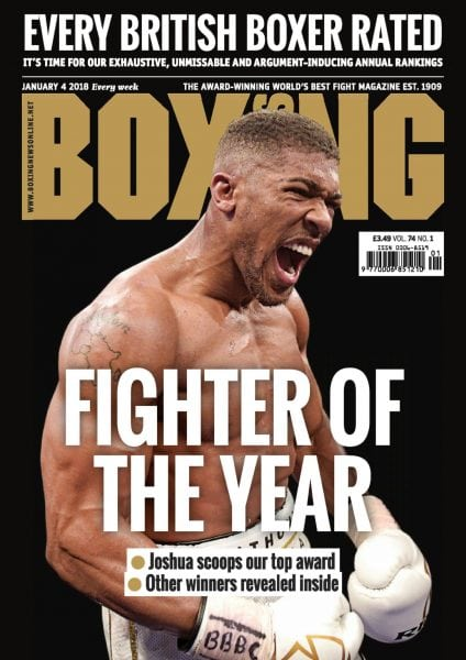 Download Boxing News — January 05, 2018