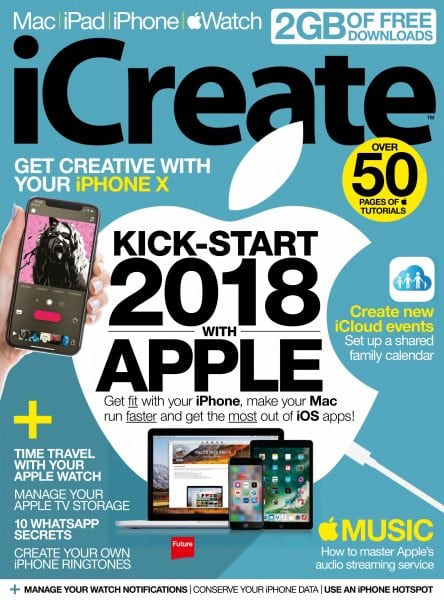 Download iCreate UK — January 2018