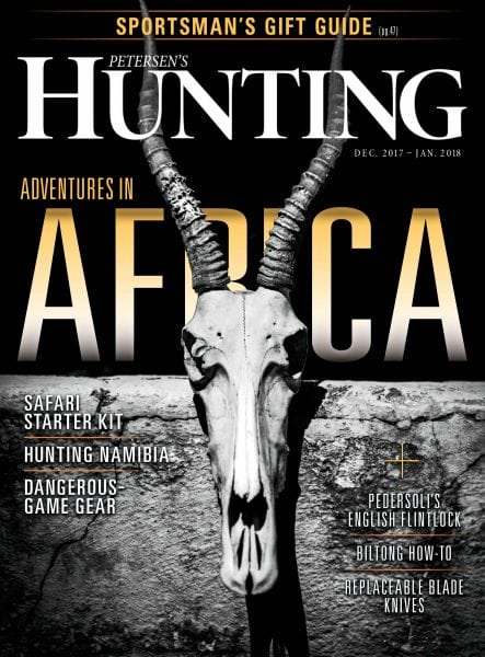 Download Petersen's Hunting — December 2017