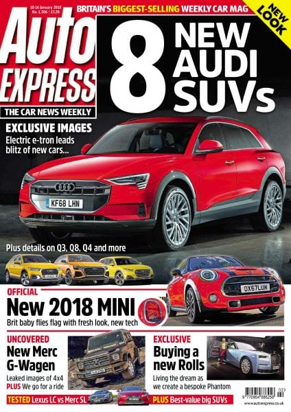 Download Auto Express — 10 January 2018