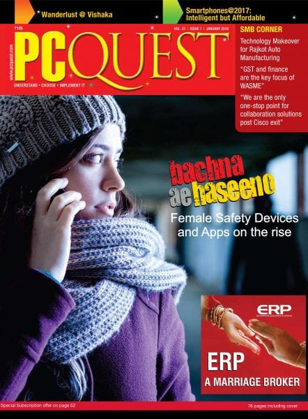 Download PCQuest — January 2018