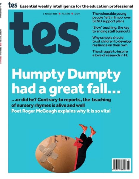 Download Times Educational Supplement — January 05, 2018