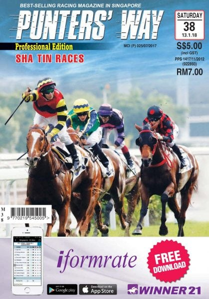 Download Punters' Way — January 11, 2018