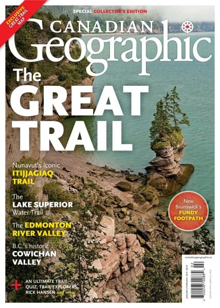 Download Canadian Geographic — January 2018