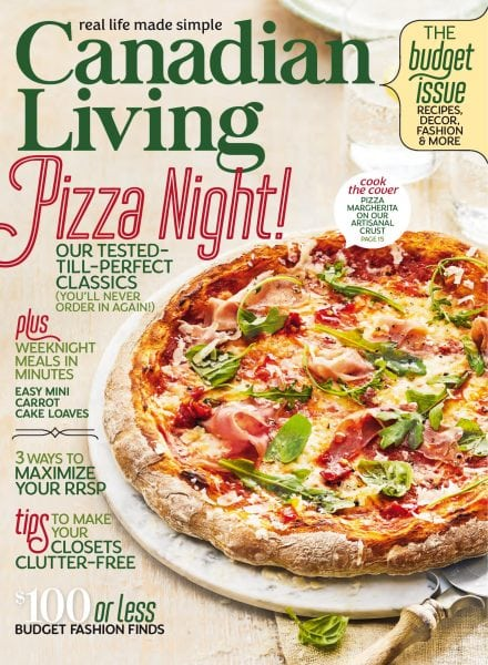 Download Canadian Living — March 2018