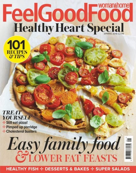 Download Woman & Home Feel Good Food — January 2018