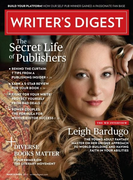 Download Writer's Digest — March 2018
