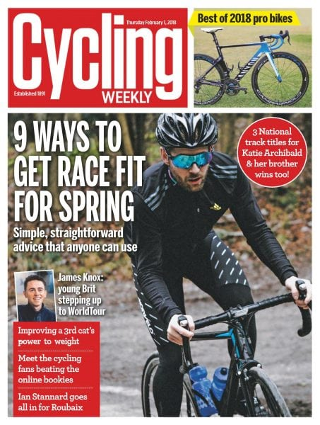 Download Cycling Weekly — February 01, 2018