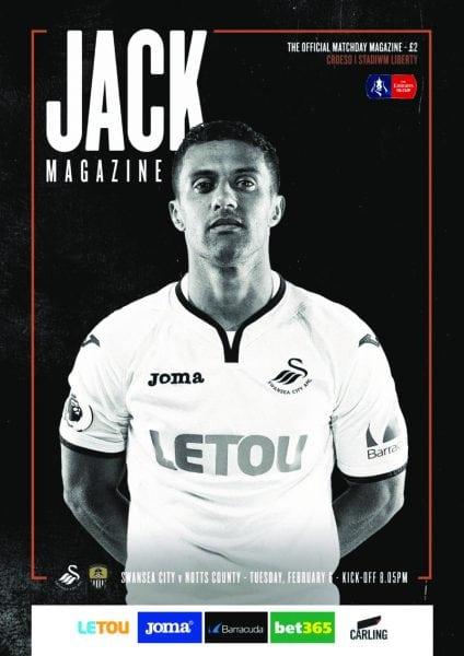 Download Swansea City Jack — February 06, 2018