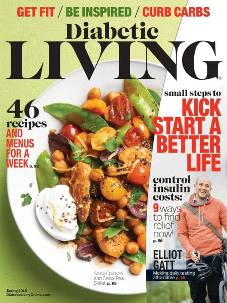 Download Diabetic Living USA — January 2018